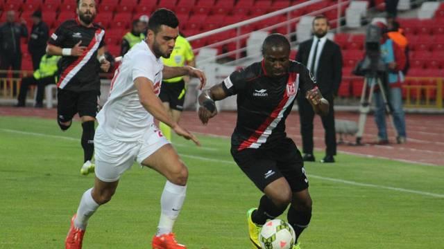 Balıkesirspor 1 - 1 Gaziantepspor