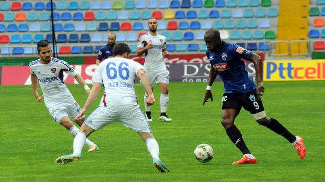 SAİ Kayseri Erciyesspor 4 - 3 Kardemir Karabükspor