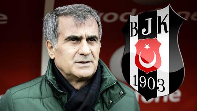 Şenol Güneş'li Beşiktaş kupada da liderlik peşinde