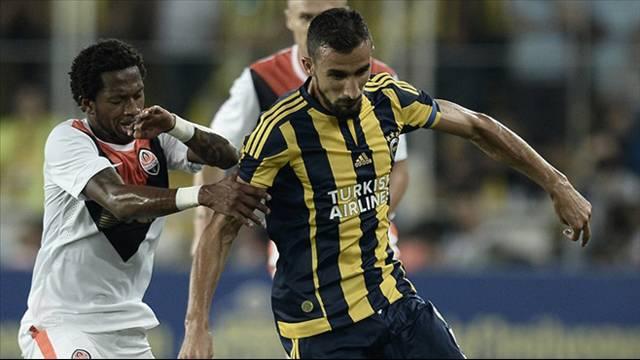 Fenerbahçe'ye Mehmet Topal müjdesi