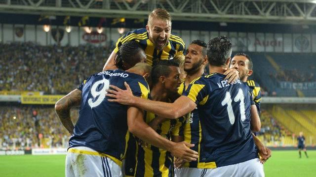 Fenerbahçe'nin kasası doldu