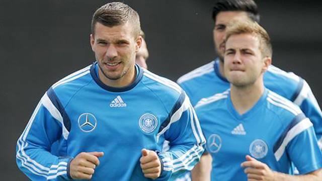 Almanya'da Podolski şoku!