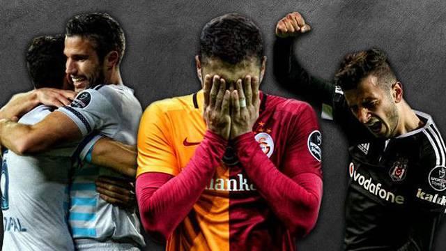 Süper Lig Avrupa'da zirvede!