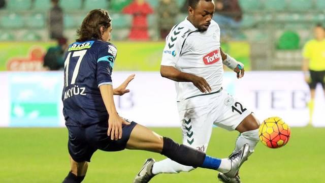 Çaykur Rizespor 0 - 0 Torku Konyaspor