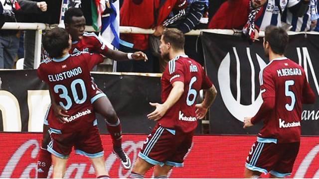 Bruma La Liga'da yine boş geçmedi