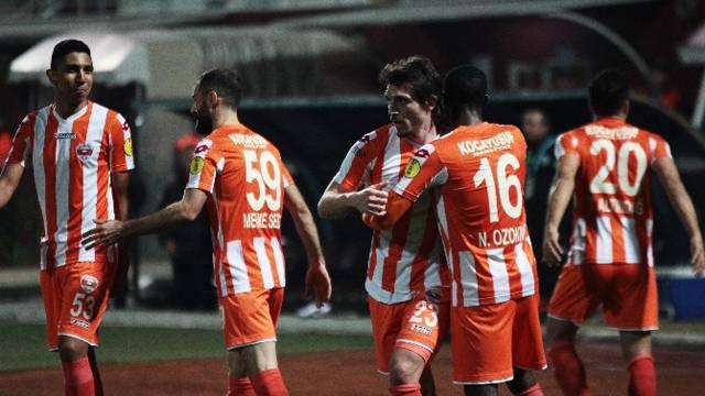 Adanaspor 1 - 0 Giresunspor