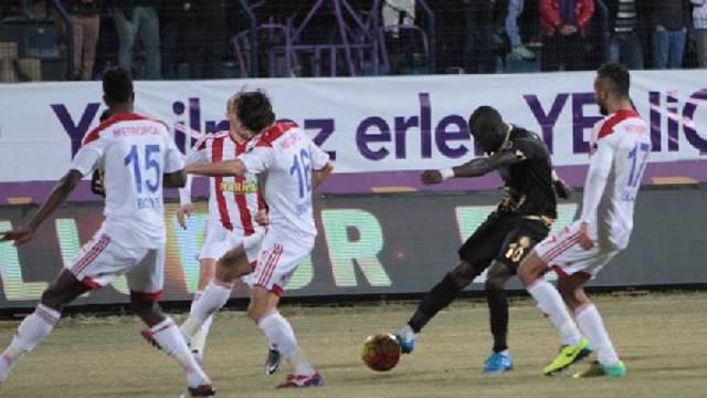 Osmanlıspor 4 - 0 Medicana Sivasspor