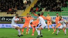 Multigroup Alanyaspor 2-0 Alima Yeni Malatyaspor