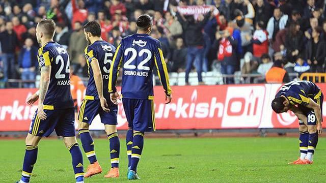 'Fenerbahçe ancak meteoroloji kupasını kaldırır'