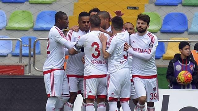 Kayserispor 0 - 1 Mersin İdmanyurdu