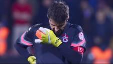 Trabzonspor'da sakatlık şoku! Kadrodan çıkarıldı...
