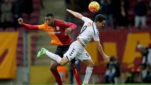 Galatasaray Konyaspor'la golsüz berabere kaldı