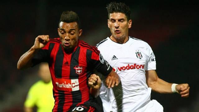 Beşiktaş - Gaziantepspor (CANLI)