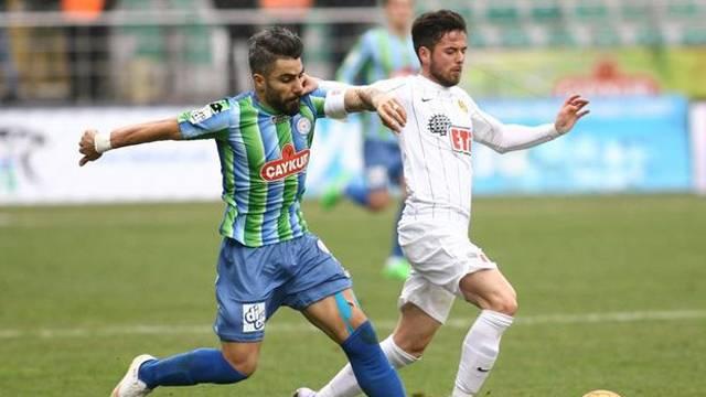 Çaykur Rizespor 1 - 1 Eskişehirspor