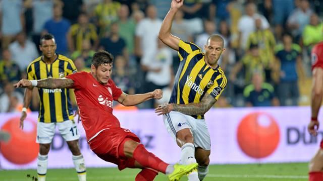 Amedspor - Fenerbahçe