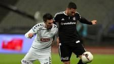 Beşiktaş'a Kupa'da Konyaspor şoku