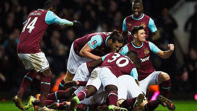 West Ham United 2 - 1 Liverpool