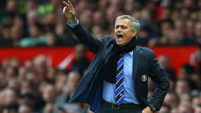 Jose Mourinho'yla tarihi sözleşme