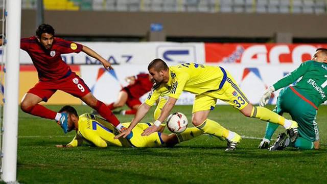 Altınordu 0 - 0 Gaziantep Büyükşehir Belediyespor