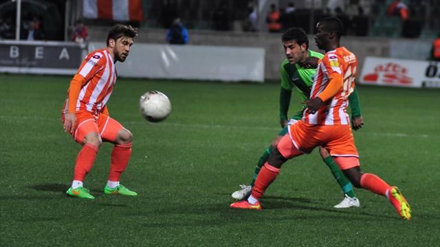 Denizlispor 0-2 Adanaspor