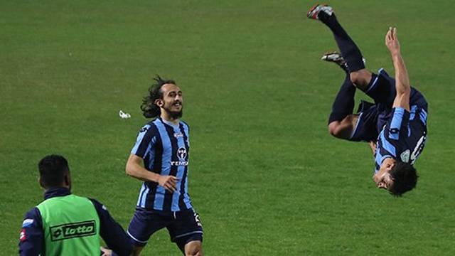 Adana Demirspor 3 - 1 1461 Trabzon