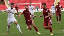 Balıkesirspor 1 - 1 Elazığspor