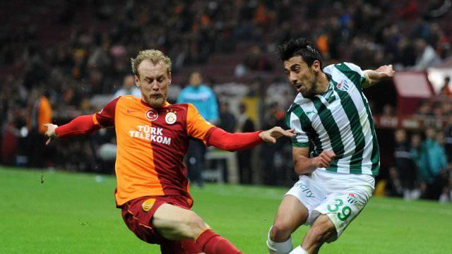 Bursaspor - Galatasaray (CANLI)