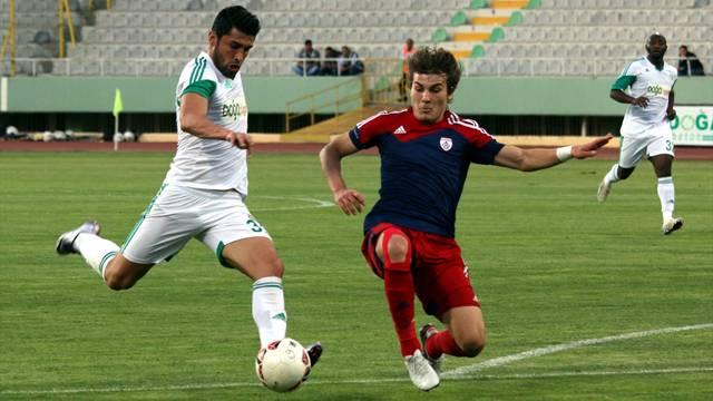 Şanlıurfaspor 2 - 1 Altınordu