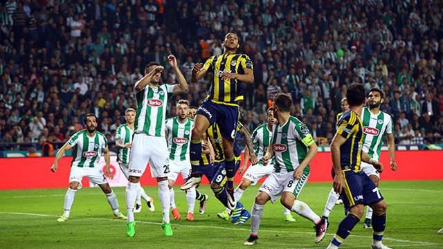 Fenerbahçe - Torku Konyaspor maç saati değişti