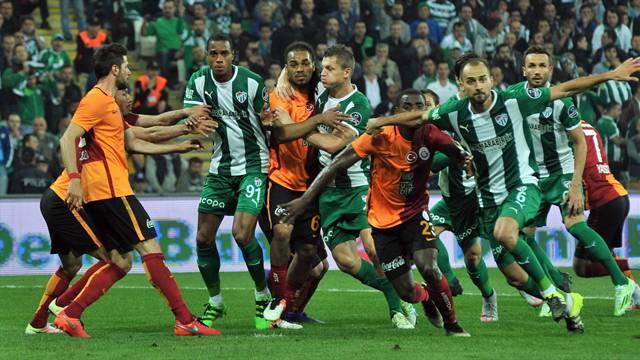 Bursaspor 1 - 1 Galatasaray