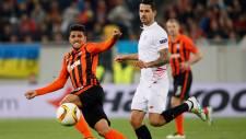 Shakhtar Donetsk 2 - 2 Sevilla