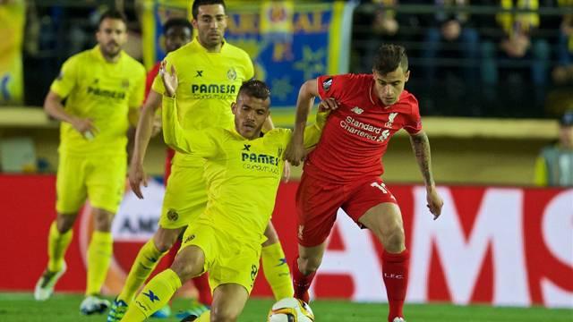 Villarreal 1 - 0 Liverpool