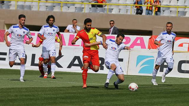 Göztepe 1 - 2 Gaziantep Büyükşehir Belediyespor