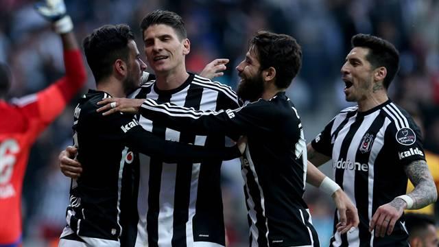 Beşiktaş 4 - 0 Kayserispor