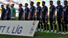 Kayseri Erciyesspor 2. lige düştü