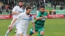 Giresunspor 1 - 0 1461 Trabzon