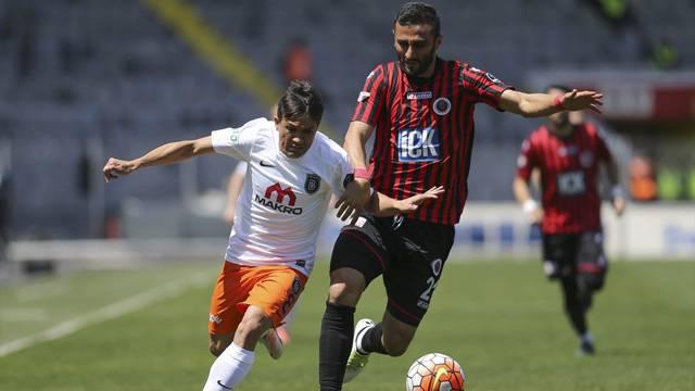 Gençlerbirliği 0 - 0 Medipol Başakşehir