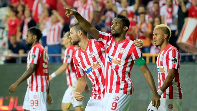 Antalyaspor 1 - 0 Torku Konyaspor