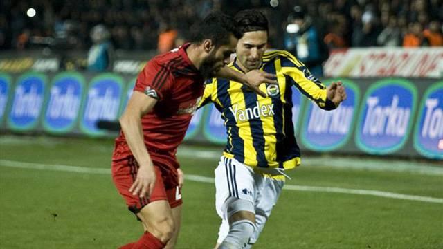 Fenerbahçe - Gaziantepspor (CANLI)