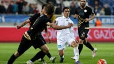 Kasımpaşa 1 - 1 Osmanlıspor