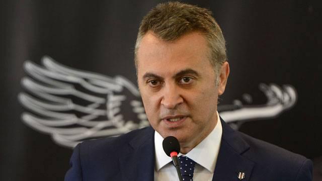 Fikret Orman: 'Başkanlığı, yöneticiliği bıraksın'