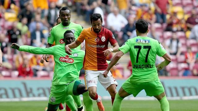 Galatasaray Çaykur Rizespor (CANLI)