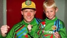 Kasper Schmeichel: 'Babamın şampiyon olduğu yaştayım'