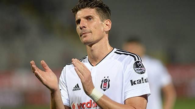 Mario Gomez Beşiktaş'tan ayrılıyor