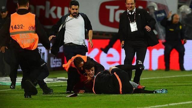 Trabzonspor - Fenerbahçe maçı cezası belli oldu