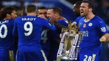 İngiltere Premier Lig'de şampiyon Leicester City