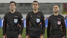 UEFA'dan Ceyhun Sesigüzel'e görev
