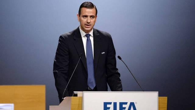 FIFA, genel sekreter yardımcısını işten çıkardı