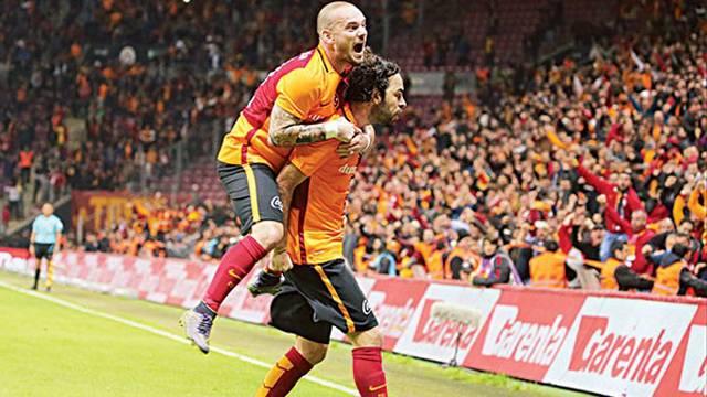 Galatasaray tarihinin en önemli Fenerbahçe maçı