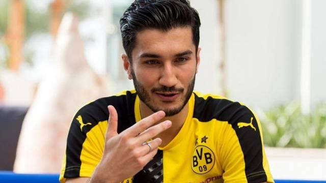 Beşiktaş'tan Nuri Şahin harekatı
